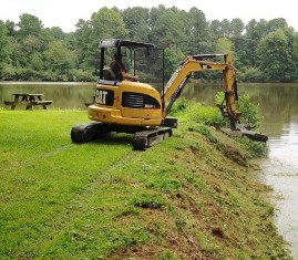 Tractor, Land Services in Raleigh, NC